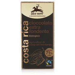 Alce Nero: czekolada gorzka BIO - 100 g