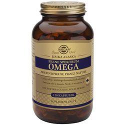 SOLGAR Pełne Spektrum Omega 120 kapsułek
