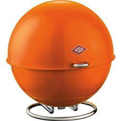 Wesco - Pojemnik na pieczywo SuperBall - pomarańczowy - pomarańczowy