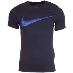 Koszulka Nike meska T Shirt Hangtag Swoosh 707456 475