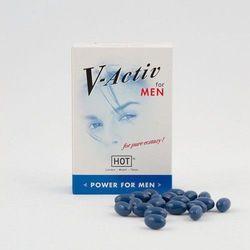 V-Activ for Men 20 kaps. Potencja Erekcja