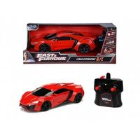 Autko Fast & Furious RC Lykan Hypersport 1/16