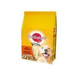Pedigree Vital Protection z wołowiną i drobiem psy dorosłe karma pełnoporcjowa 500 g