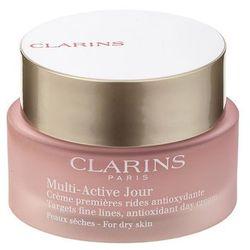 Krem do twarzy na dzień Clarins 50 ml.
