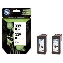 HP Tusz C9504EE HP339 2-Pack do DJ-5740/6540, czarny 2X21