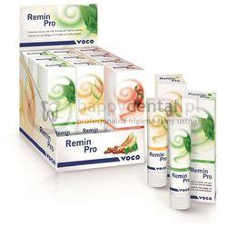 REMIN-PRO 40g - ochronny krem zabezpieczający zęby przed demineralizacją i erozją szkliwa.