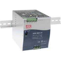 Zasilacz na szynę DIN Mean Well SDR-960-24, 40 A, 960 W, 1 x