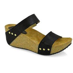 Sandały Lesta 1184 czarny