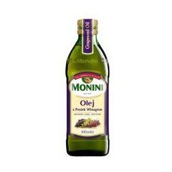 Olej z pestek winogron Monini 500 ml