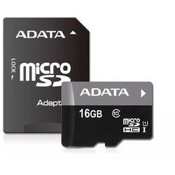 Adata microSD Premier 16GB UHS-1/class10 + adapter