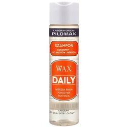 PILOMAX WAX Daily szampon do codziennej pielęgnacji do włosów jasnych 250ml