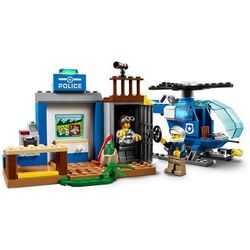 Klocki Dla Dzieci Lego City Helikopter Policyjny 3658 Porównaj
