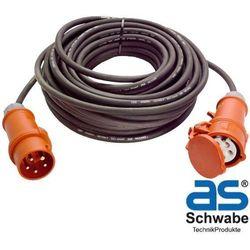 AS-Schwabe Przedłużacz sieciowy 50m (AS60513)