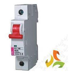 Rozłącznik izolacyjny 63A 230-400V SV 163 002423114 ETI