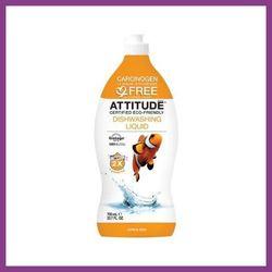 ATTITUDE Płyn do mycia naczyń cytrusowy