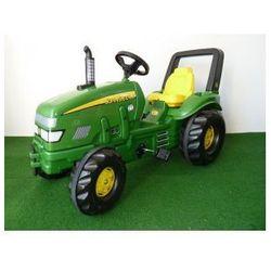 ROLLY TOYS John Deer X-Trac - Traktor na pedały
