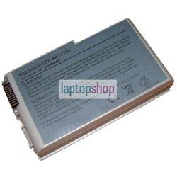 Bateria do laptopa DELL D500 D510 D520 D530 D600 D610 (4400mAh)