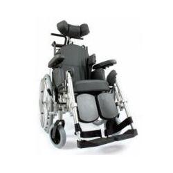 Wózek inwalidzki specjalny stabilizujący plecy i głowę SUPPORT VITEA CARE VCWK7CP