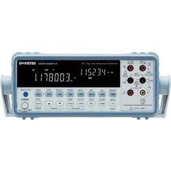 Multimetr stołowy GW Instek GDM-8261A, CAT II 600 V