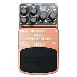 Behringer BASS SYNTHESIZER BSY600 efekt gitarowy