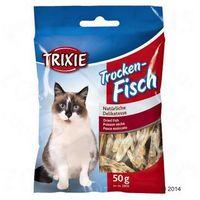 TRIXIE Ryba sucha dla kota 50g- RÓB ZAKUPY I ZBIERAJ PUNKTY PAYBACK - DARMOWA WYSYŁKA OD 99 ZŁ