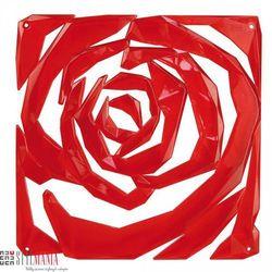 Panel dekoracyjny Koziol Romance czerwony 4 szt. KZ-2039536