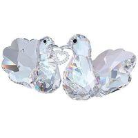 Swarovski Love Turtledoves Clear crystal