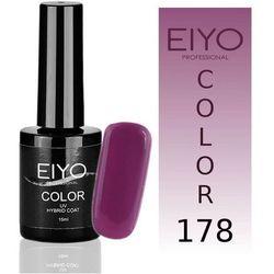 Lakier hybrydowy EIYO Romantic - kolor nr 178 - Ciemny Fiołkowy - 15 ml Lakiery hybrydowe