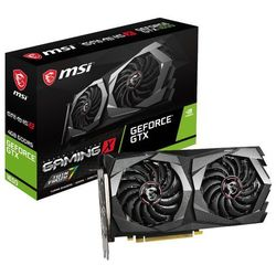 MSI GeForce GTX 1650 GAMING X - 4GB GDDR5 RAM - Karta graficzna