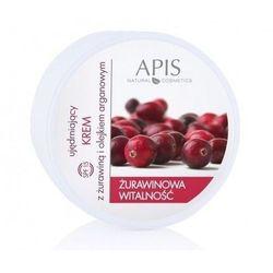 APIS - Ujędrniający krem do twarzy z żurawiną i olejkiem arganowym 110 ml