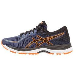 16602f2ed17c6 ASICS GELCUMULUS Obuwie do biegania treningowe indigo blue/black/shocking  orange