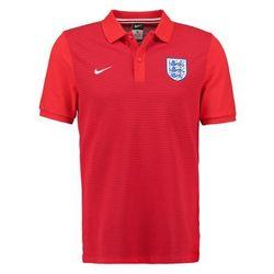 Nike Performance ENGLAND SLIM FIT Koszulka polo challenge red/gym red/white