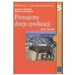 Historia, klasa 5, Historia i społeczeństwo. Poznajemy historię ojczystą, ćwiczenia, WSiP