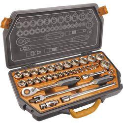 Klucze nasadowe NEO 1/2 cala 08-618 (33 elementów)