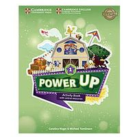 Power Up Level 1 Activity Book with Online Resources and Home Booklet (opr. miękka)