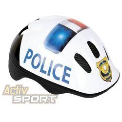 Kask dzieciecy S-L HD Police