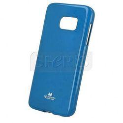 Etui Jelly Case do Samsung Galaxy S7 Edge Niebieski - JC-S7E-SB