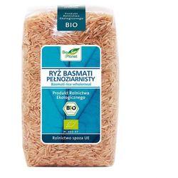 Bio Planet: ryż basmati pełnoziarnisty BIO - 500 g