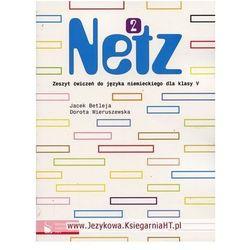 Netz 2 SP KL 5. Ćwiczenia. Język niemiecki (opr. broszurowa)