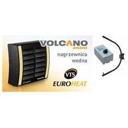 Nagrzewnica wodna VTS Volcano V20 Mini 3-20 kW + konsola + regulator ARW 0,6/1