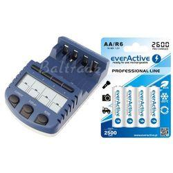 BC-1000 (następca BC-900) + 4 x R6/AA everActive 2600