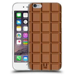 Etui silikonowe na telefon - Chocolaty CHOCOBAR