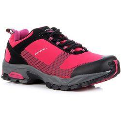 AMERICAN CLUB różowe buty trekkingowe damskie wodoodporne