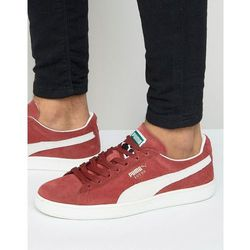 Puma Suede Classic + Trainers In Red 35263475 Red