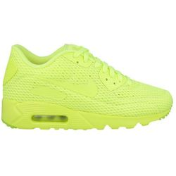 BUTY NIKE AIR MAX 90 ULTRA BREATHE 725222 700 - żółty