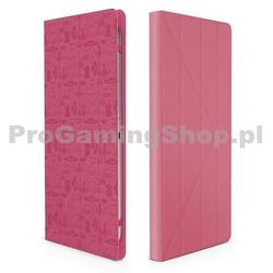 """Bush Canyon""""Life Is"""" OUN-C24UT7 dla Sony Xperia Tablet LTE Z3 Compact, Pink"""