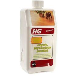 HG czysty błyszczący parkiet