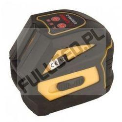 CROSS 2G Laser krzyżowy z zielona wiązką lasera w walizce + statyw