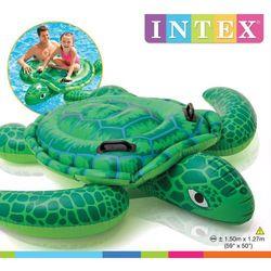 Intex, Dmuchana zabawka do pływania, Żółw Darmowa dostawa do sklepów SMYK