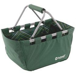 Outwell Folding Basket Kosz piknikowy zielony Koszyki składane Przy złożeniu zamówienia do godziny 16 ( od Pon. do Pt., wszystkie metody płatności z wyjątkiem przelewu bankowego), wysyłka odbędzie się tego samego dnia.